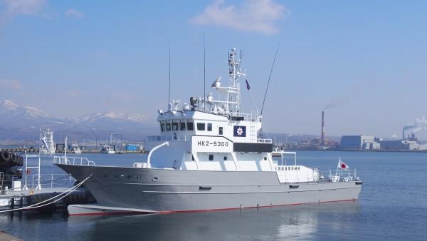 運上船舶工業(有) -漁業取締船 ...